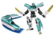 【玩具】新商品『シンカリオンZ』、差し替え変形になり賛否両論