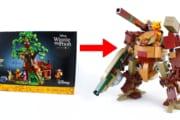 【玩具】LEGOの○○、戦闘ロボになるwwwwwwwwww