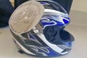 【驚愕】バイク乗りさん、○○のお陰で命拾い・・・