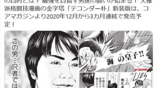 【漫画】テコンダー朴作者とかいう綱渡り上手な作者wwwwww