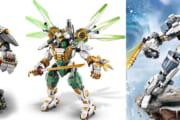 【玩具】最近のレゴブロックのロボットのデザインwwwwwwwwww