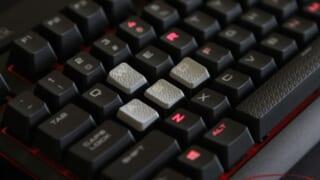 【PCゲーム】キーボードのWASD移動が上手くなる秘訣おしえてくだち・・・!
