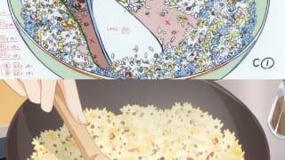 【アニメ】料理の作画って頑張る必要あるの???