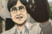 【進撃の巨人】町ヴァーさん、アニメに出る