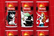 メーカーはアニメの缶コーヒーコラボ大好きだよね