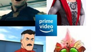 【動画】Amazon界のアベンジャーズがこちら